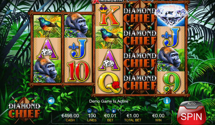 Diamond chief free poker machine guide