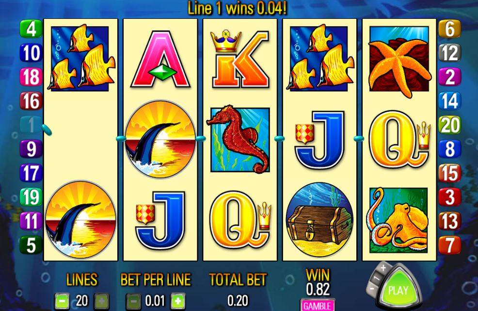 Dolphin Treasure Free Play Guide & Review