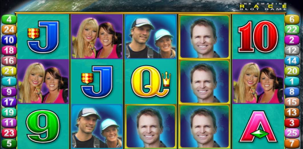 The Amazing Race Slots Free Play Guide