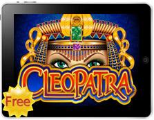 Cleopatra free mobile pokies