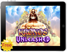 Kronos Unleashed free mobile pokies