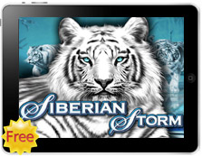 Siberian Storm mobile pokies