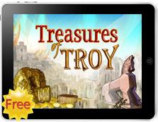 Treasures of Troy free mobile pokies