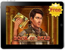 Book of Dead free mobile pokies