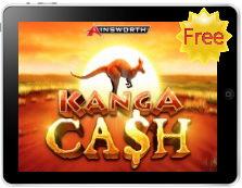 Kanga Cash free mobile slot game
