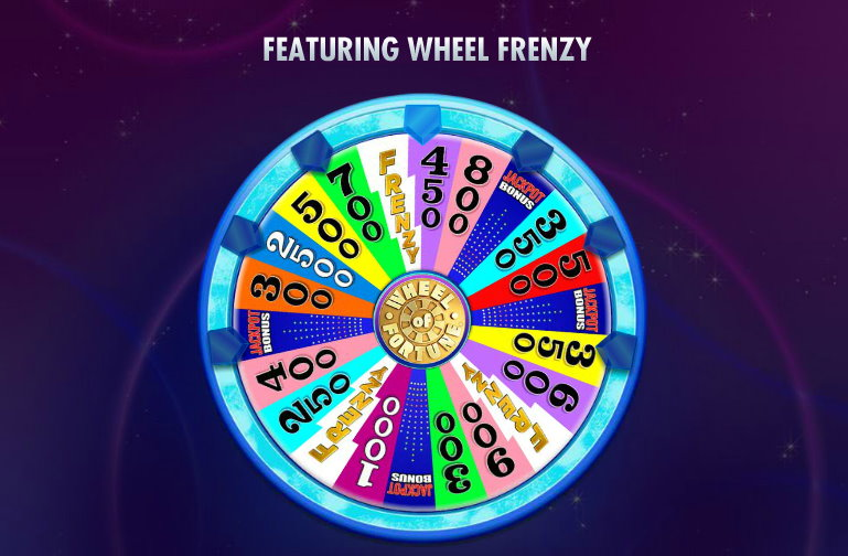 Wheel of Fortune Power Wedges Free IGT Slot Guide