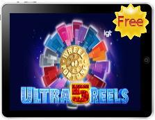 Wheel of Fortune Ultra 5 reels free slot