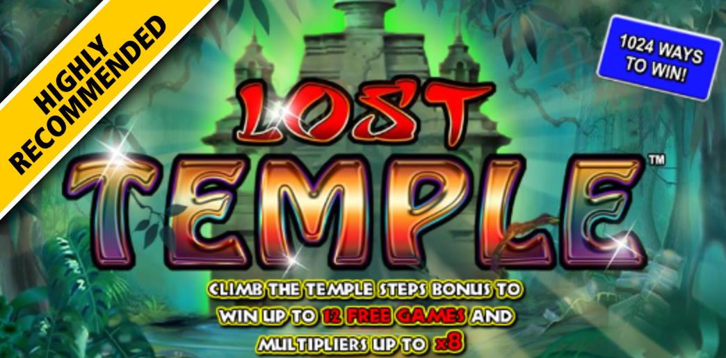 Free Lightning Box Lost Temple Pokies Game