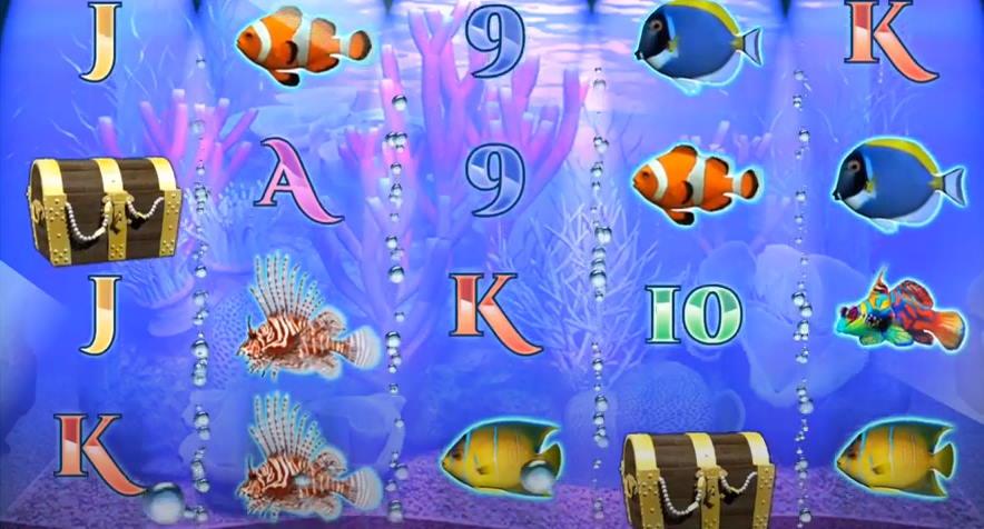 Treasure Tank Free IGT Slot Game Guide