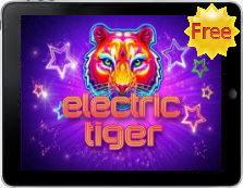 Electric Tiger free mobile pokies