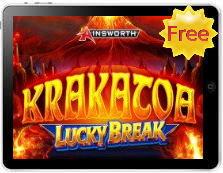 Krakatoa Lucky Break free iPad pokies
