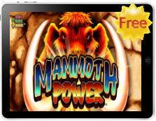 Mammoth Thunder free mobile pokies
