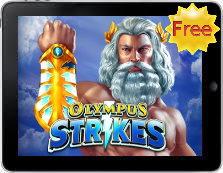 Olympus Strikes free mobile pokies