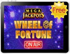 Wheel of Fortune on Air free mobile pokies