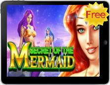 Secret of the Mermaid free pokies