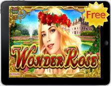 Wonder Rose free pokies