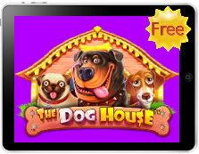 dog house megaways free mobile slots