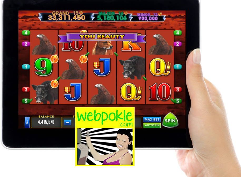 Lightning Storm Big Red Aristocrat Pokies (Slot) Free & Real Play Guide