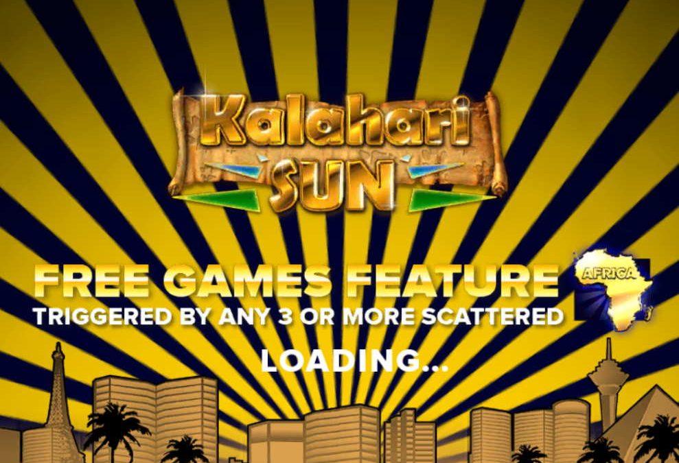 Kalahari Sun Free Ainsworth Slot Game Guide