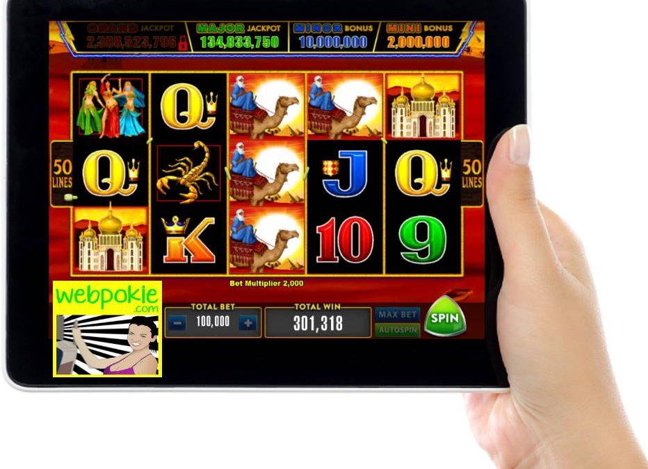 Sahara Gold Lightning Link Pokies (Slot) Free & Real Play Guide