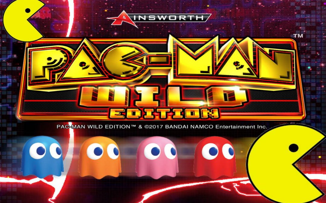 Free Pac Man Wild Edition Ainsworth Pokies Game